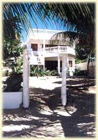 Negril beach house villa