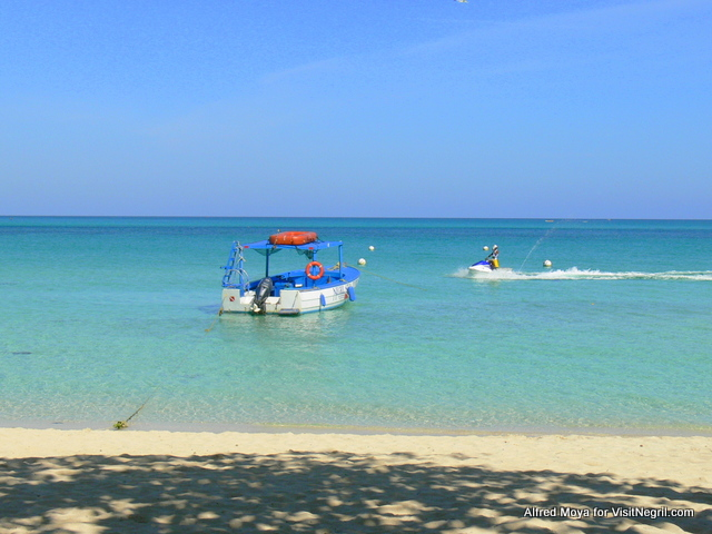 Jet Ski Watersports in Negril Jamaica