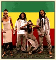 Live Reggae with Ziggy Marley and Rita Marley!